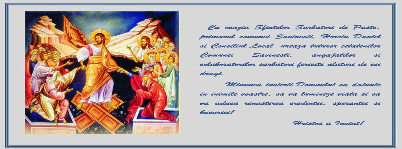 felicitare_Paste_Savinesti_1350_500